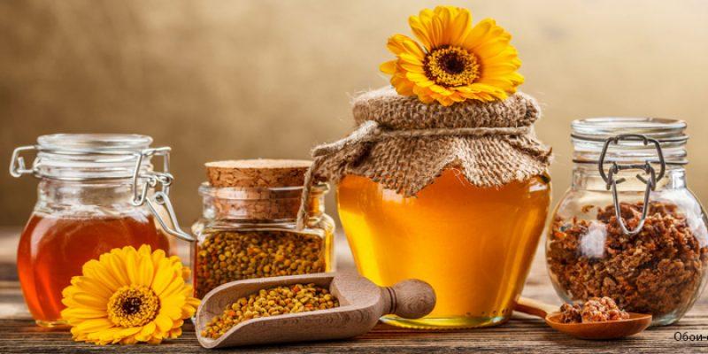Избавление от алкоголизма при помощи мёда и перги